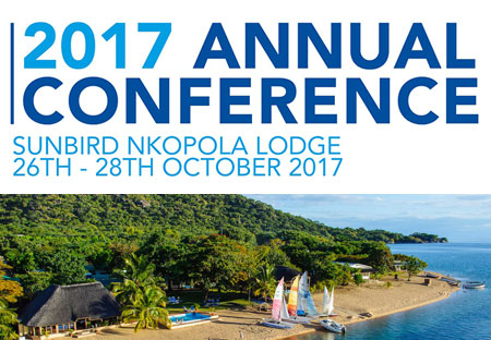 2017 Annual Conference - 26th to 28th October 2017